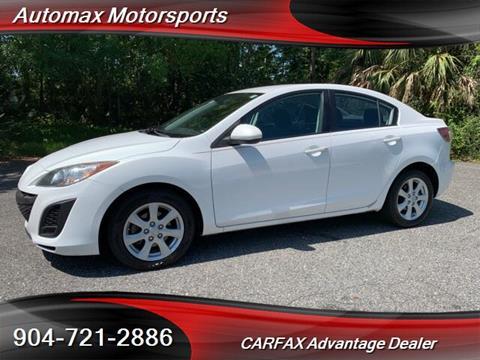 2010 Mazda MAZDA3 for sale in Jacksonville, FL