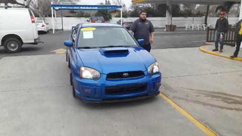 2005 Subaru Impreza for sale in Bakersfield, CA