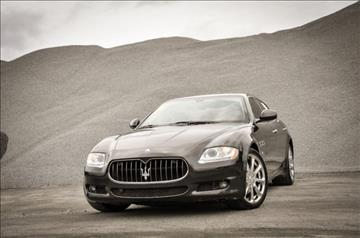 2010 Maserati Quattroporte for sale in Marietta, GA
