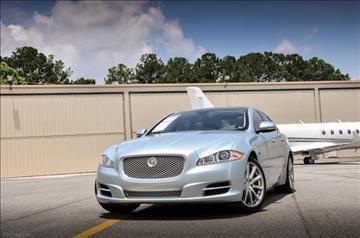 2013 Jaguar XJ for sale in Marietta, GA