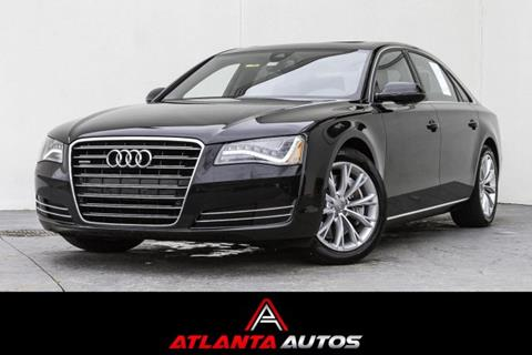 2011 Audi A8 L for sale in Marietta, GA