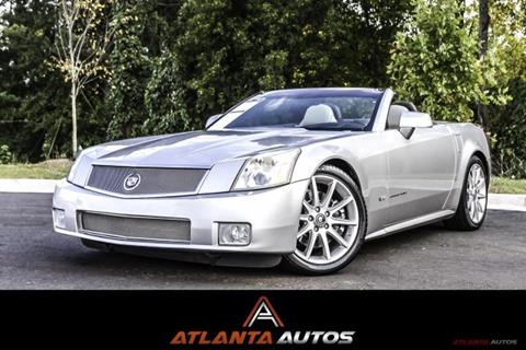 2006 Cadillac XLR-V for sale in Marietta, GA
