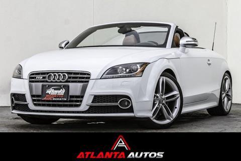 2013 Audi TTS for sale in Marietta, GA