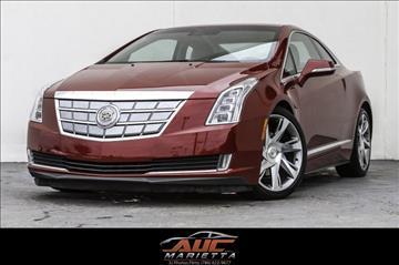 2014 Cadillac ELR for sale in Marietta, GA