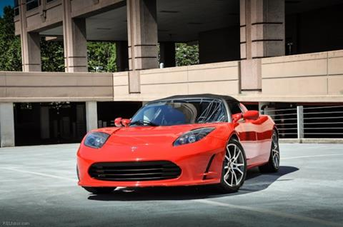 2010 Tesla Roadster for sale in Marietta, GA