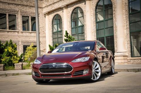 2012 Tesla Model S for sale in Marietta, GA