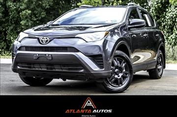 2016 Toyota RAV4 for sale in Marietta, GA