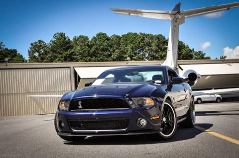 2011 Ford Shelby GT500 for sale in Marietta, GA