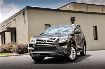 2014 Lexus GX 460 for sale in Marietta, GA
