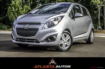 2014 Chevrolet Spark for sale in Marietta, GA