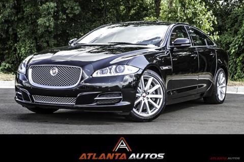 2014 Jaguar XJ for sale in Marietta, GA