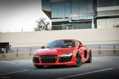2012 Audi R8 for sale in Marietta, GA