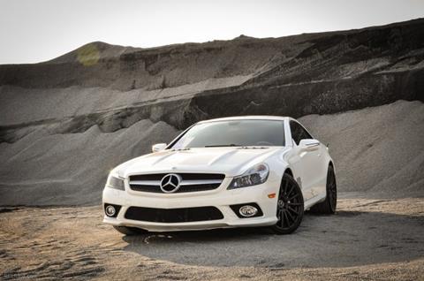 2011 Mercedes-Benz SL-Class for sale in Marietta, GA