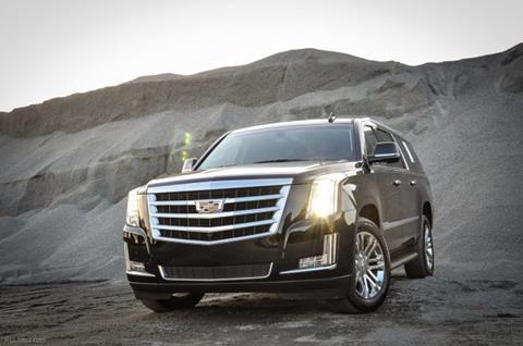 2016 Cadillac Escalade ESV for sale in Marietta, GA