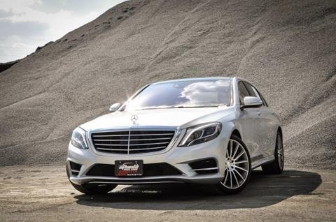 2014 Mercedes-Benz S-Class for sale in Marietta, GA