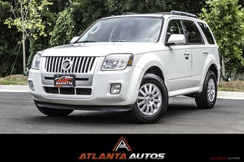 2011 Mercury Mariner for sale in Marietta, GA