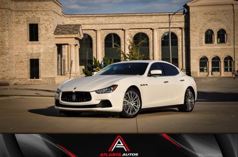 2015 Maserati Ghibli for sale in Marietta, GA