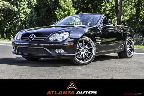 2008 Mercedes-Benz SL-Class for sale in Marietta, GA