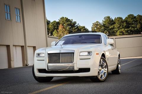2011 Rolls-Royce Ghost for sale in Marietta, GA