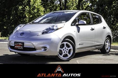 2012 Nissan LEAF for sale in Marietta, GA
