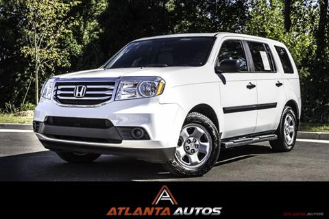 2014 Honda Pilot for sale in Marietta, GA