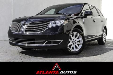 2015 Lincoln MKT Town Car for sale in Marietta, GA