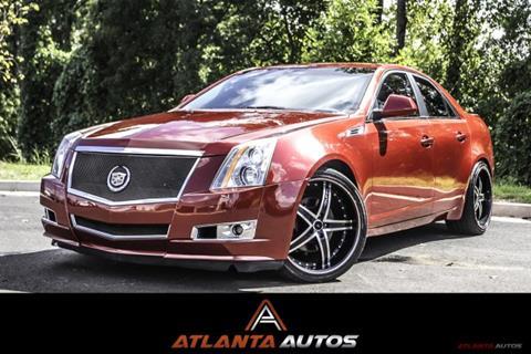 2009 Cadillac CTS for sale in Marietta, GA