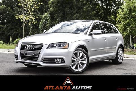 2012 Audi A3 for sale in Marietta, GA