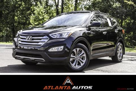 2014 Hyundai Santa Fe Sport for sale in Marietta, GA