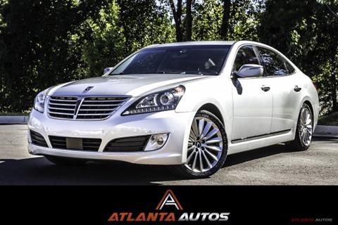 2014 Hyundai Equus for sale in Marietta, GA
