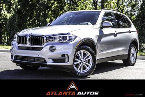 2015 BMW X5 for sale in Marietta, GA