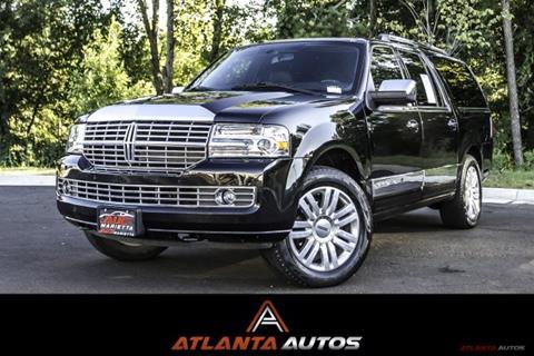 2013 Lincoln Navigator L for sale in Marietta, GA