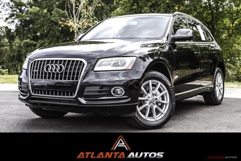 2013 Audi Q5 for sale in Marietta, GA
