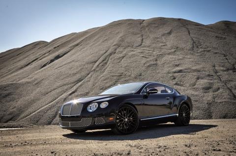 2012 Bentley Continental for sale in Marietta, GA