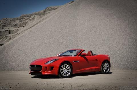 2014 Jaguar F-TYPE for sale in Marietta, GA