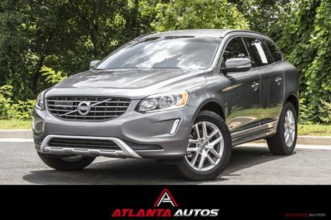 2017 Volvo XC60 for sale in Marietta, GA