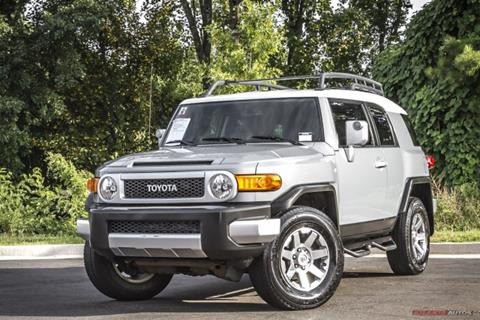 2014 Toyota FJ Cruiser For Sale In Marietta, GA
