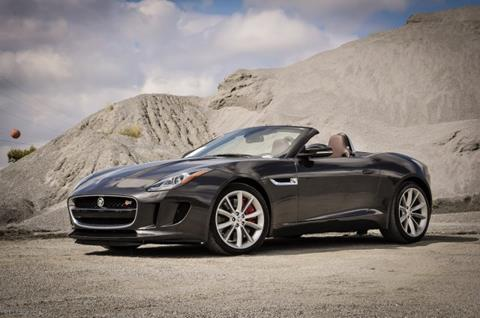 2014 Jaguar F TYPE For Sale In Marietta, GA