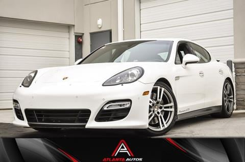 2013 Porsche Panamera for sale in Marietta, GA
