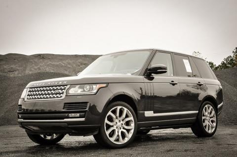 2013 Land Rover Range Rover for sale in Marietta, GA