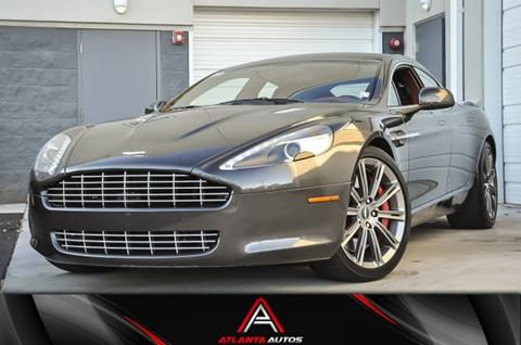2011 Aston Martin Rapide for sale in Marietta, GA