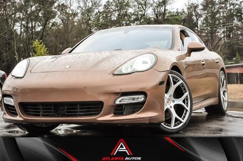 2010 Porsche Panamera for sale in Marietta, GA
