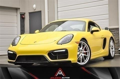 2015 Porsche Cayman for sale in Marietta, GA