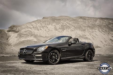2013 Mercedes-Benz SLK for sale in Marietta, GA