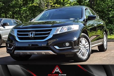 2015 Honda Crosstour for sale in Marietta, GA