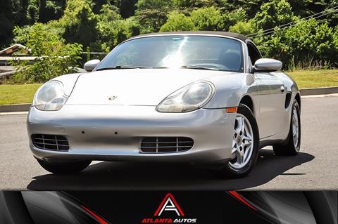 1999 Porsche Boxster for sale in Marietta, GA