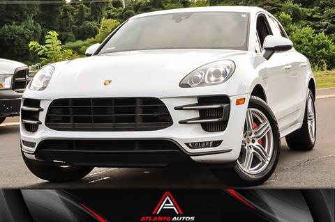 2015 Porsche Macan for sale in Marietta, GA