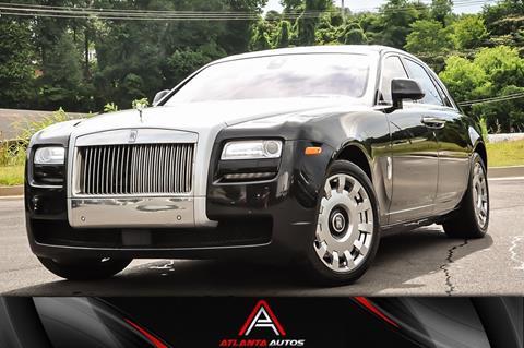 2014 Rolls-Royce Ghost for sale in Marietta, GA