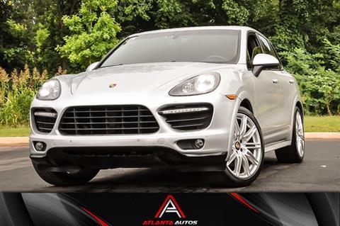 2014 Porsche Cayenne for sale in Marietta, GA