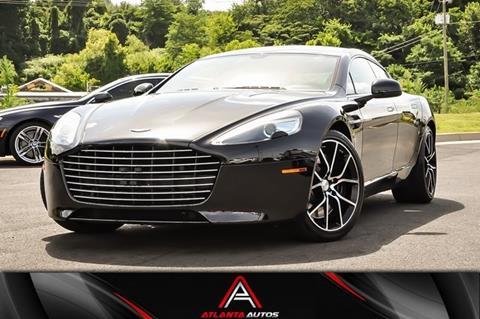 2015 Aston Martin Rapide S for sale in Marietta, GA